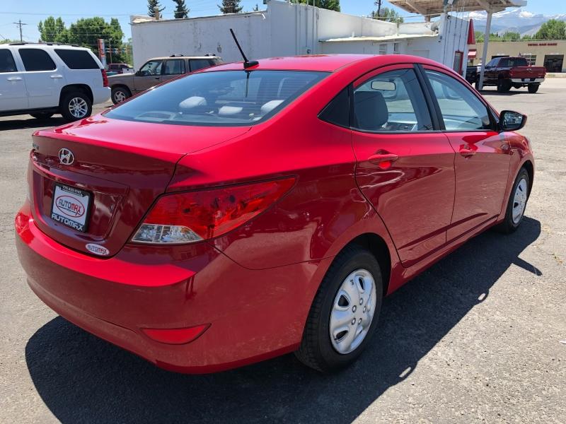 Hyundai Accent 2013 price $7,995