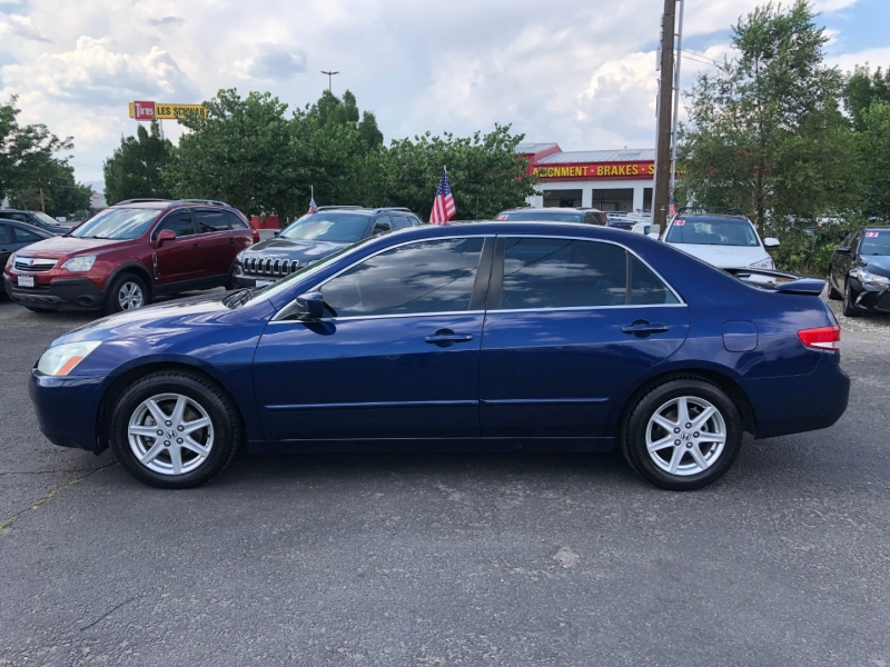 Honda Accord Sdn 2004 price $4,995