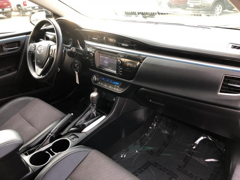 Toyota Corolla 2014 price $13,995
