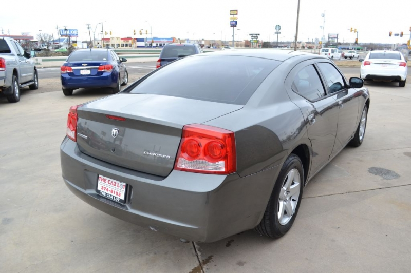 DODGE CHARGER 2010 price $5,495