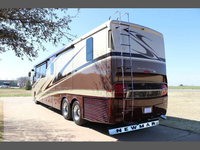 Newmar Mountain Aire 2008 price $167,500