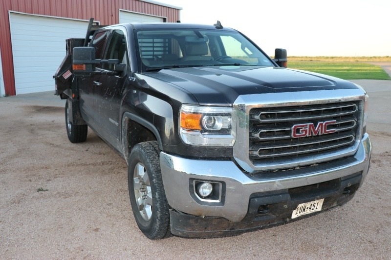 GMC Sierra 2500HD 2015 price $22,950