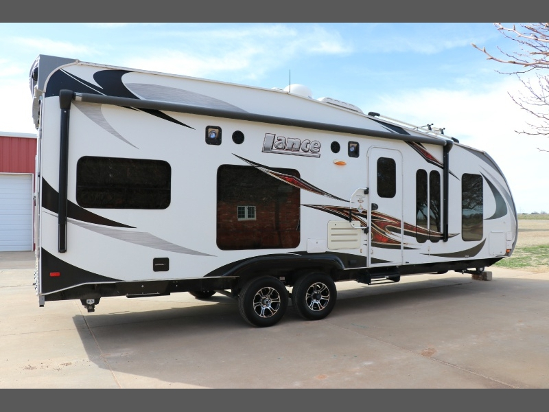 Lance Toy Hauler 2016 price $29,950