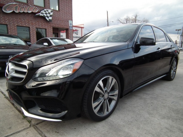 2014 mercedes benz e class 4dr sdn e 350 sport rwd for Mercedes benz north houston inventory