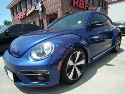 2013 Volkswagen Beetle Coupe 2dr DSG 2.0T Turbo Fender Edition PZEV
