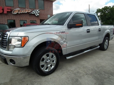 "2011 Ford F-150 2WD SuperCrew 145"" XL"