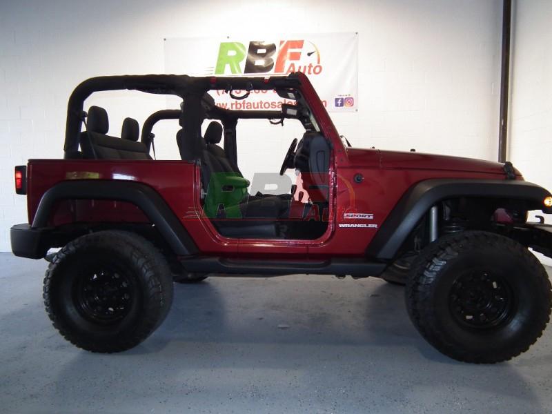 Jeep Wrangler 2012 price $16,890 Cash
