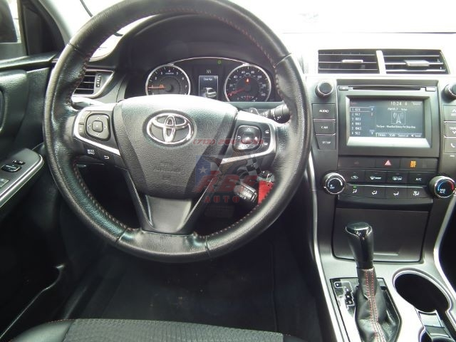 2015 toyota camry steering wheel lock