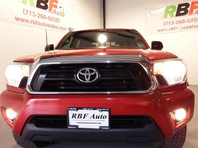 Toyota Tacoma 2014 price $21,995 Cash
