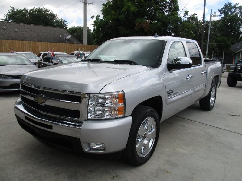 Chevrolet Silverado 1500 2011 price $2,995