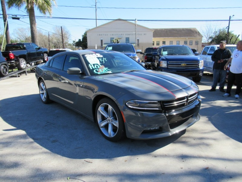 Dodge Charger 2018 price $4,500 Down