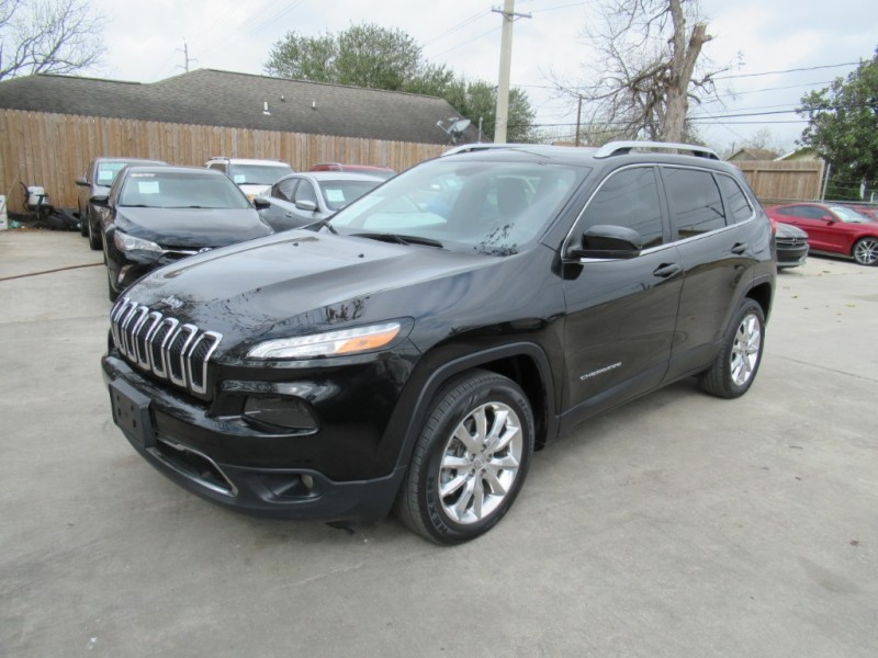 Jeep Cherokee 2016 price $1,995