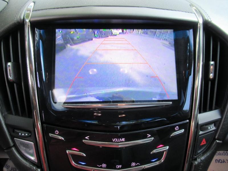 Cadillac ATS Sedan 2016 price $2,995