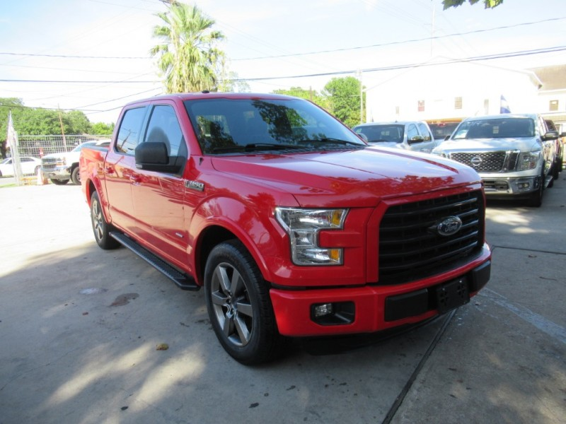 Ford F-150 2016 price $3,495