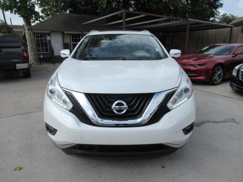 Nissan Murano 2016 price $3,495