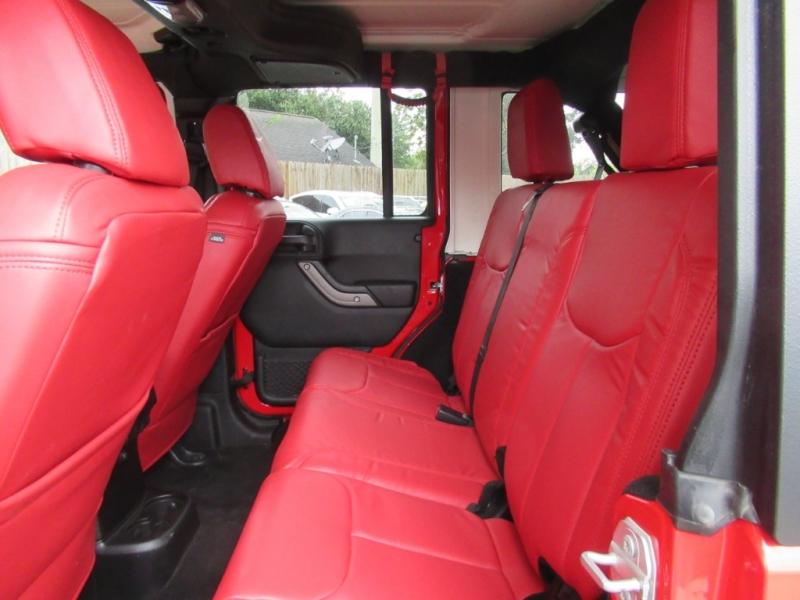 Jeep Wrangler Unlimited 2017 price $4,995