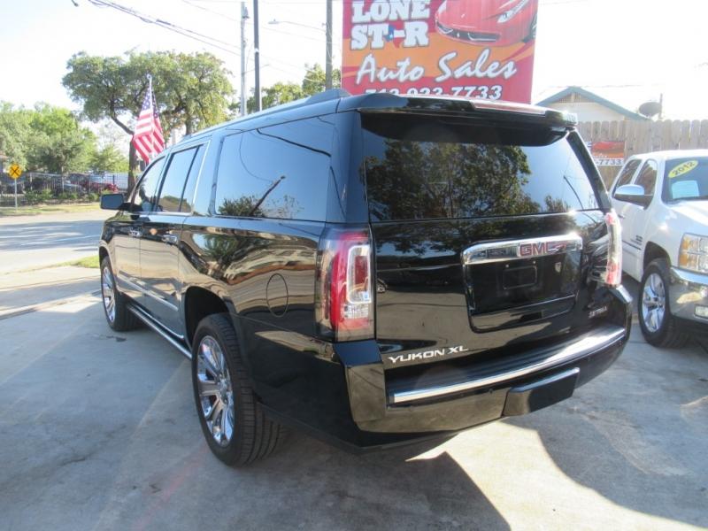 GMC Yukon XL 2015 price $4,995