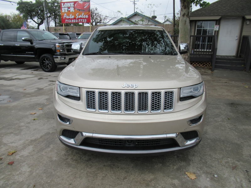 Jeep Grand Cherokee 2014 price $2,995