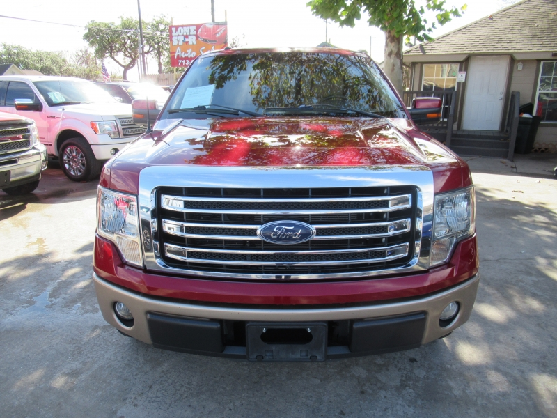 Ford F-150 2013 price $2,995