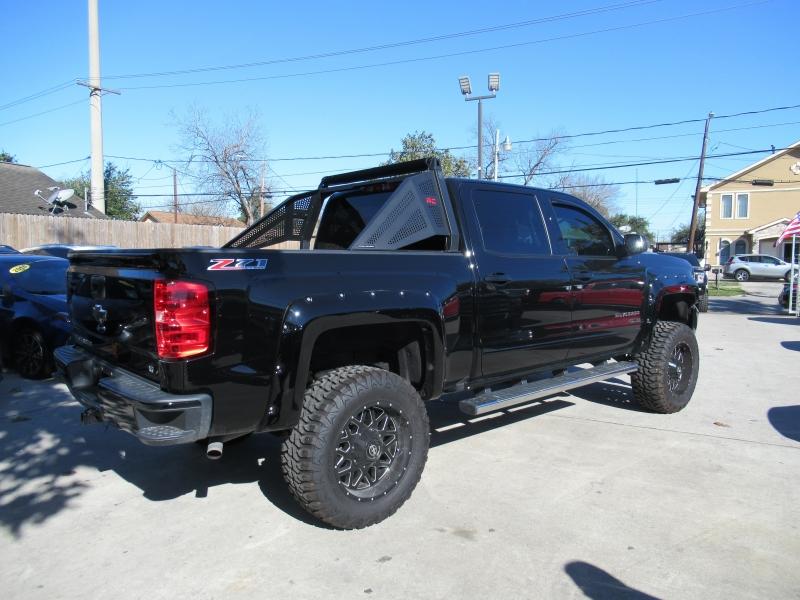 Chevrolet Silverado 1500 2017 price $5,995