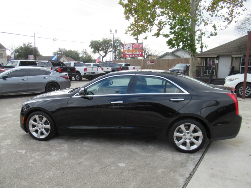 Cadillac ATS Sedan 2016 price $2,995