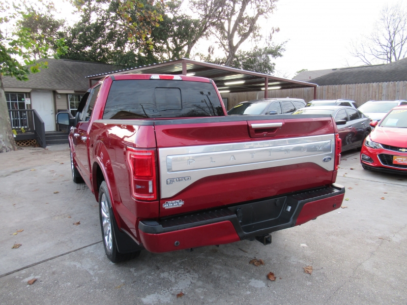 Ford F-150 2015 price $4,495