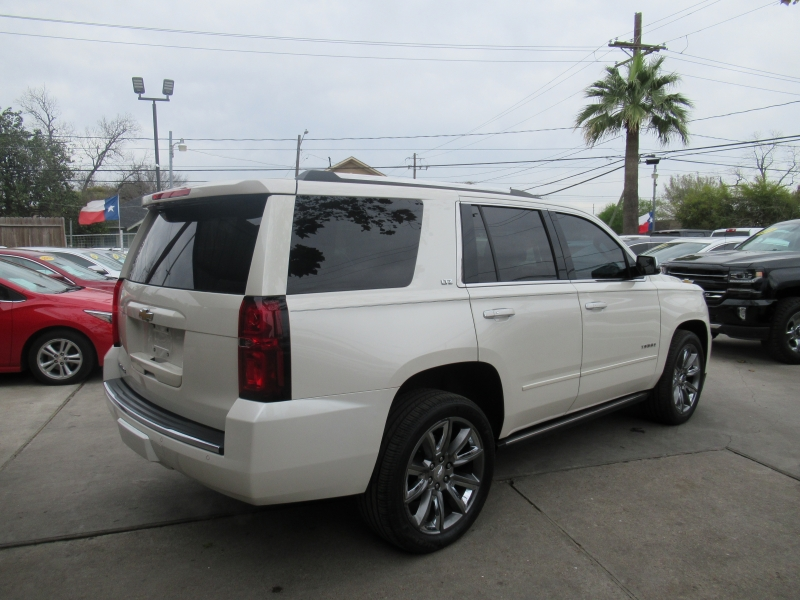 Chevrolet Tahoe 2015 price $4,995