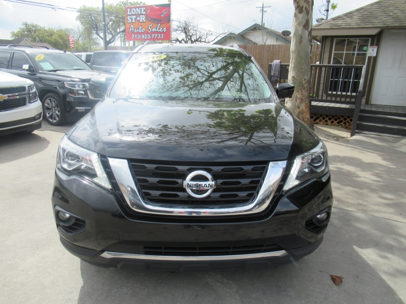 Nissan Pathfinder 2018 price $2,995