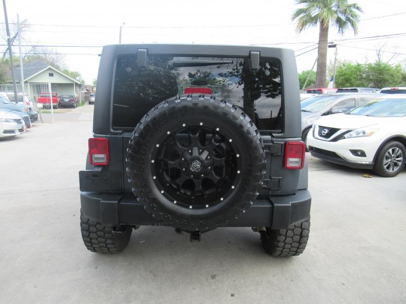 Jeep Wrangler Unlimited 2016 price $4,995