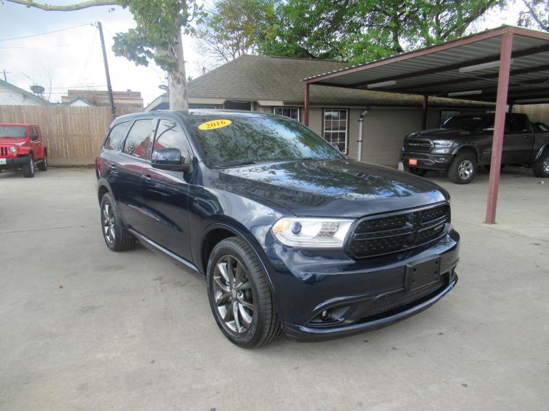 Dodge Durango 2016 price $3,495
