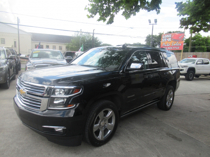 Chevrolet Tahoe 2017 price $5,495