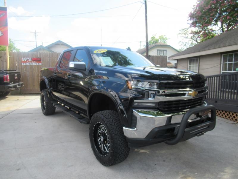 Chevrolet Silverado 1500 2019 price $10,500