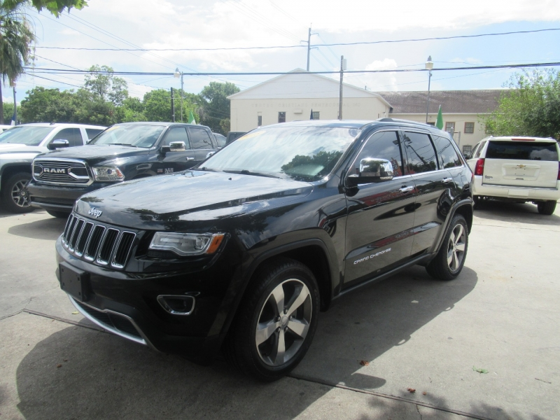 Jeep Grand Cherokee 2015 price $3,500 Down