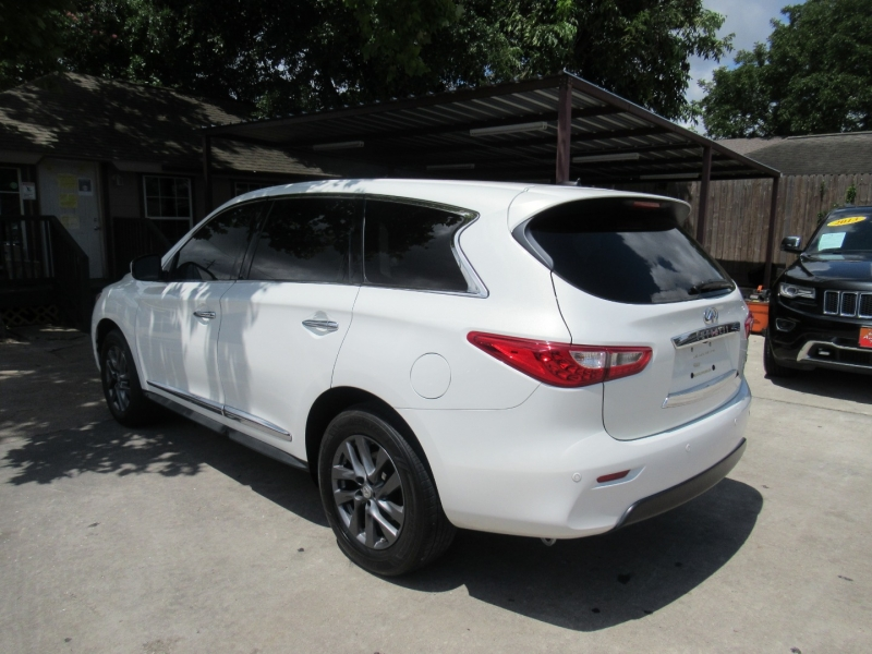 Infiniti JX35 2013 price $2,500 Down
