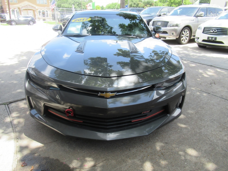 Chevrolet Camaro 2017 price $4,500 Down
