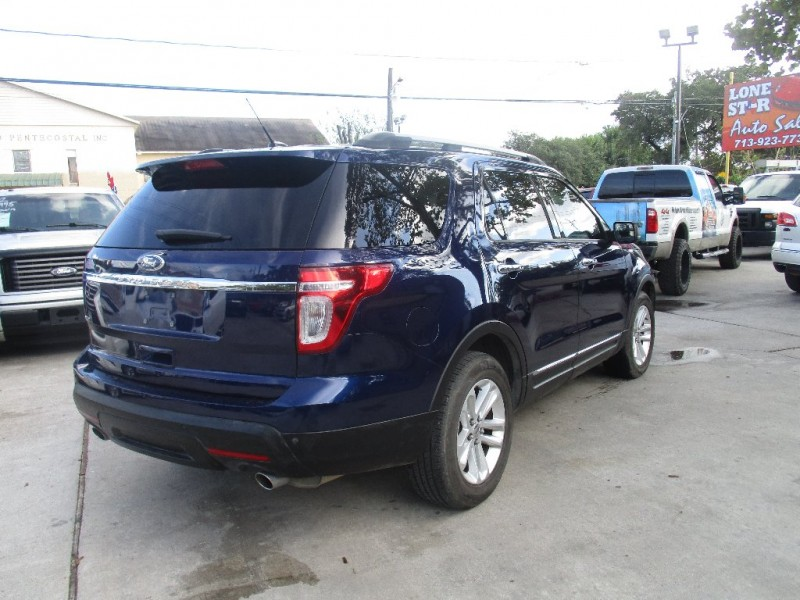 2011 ford explorer fwd 4dr xlt inventory lone star for Lone star motors inventory