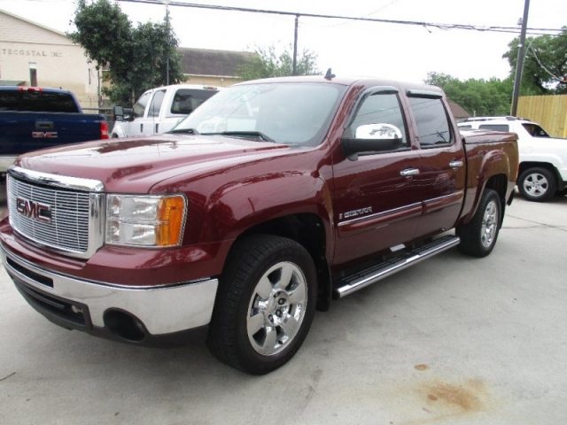 2009 gmc sierra 1500 2wd crew cab 143 5 sle inventory for Lone star motors inventory