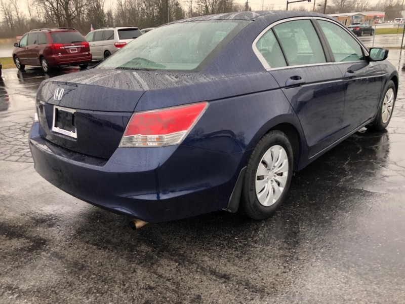 HONDA ACCORD 2009 price $6,199