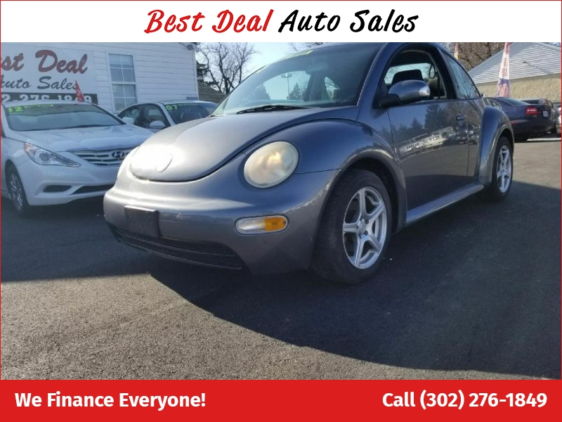 Volkswagen New Beetle Coupe 2005 price $2,000 Down