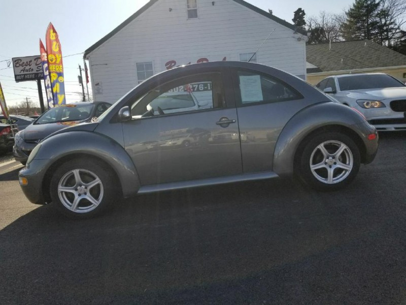 Volkswagen New Beetle Coupe 2005 price Call For Price