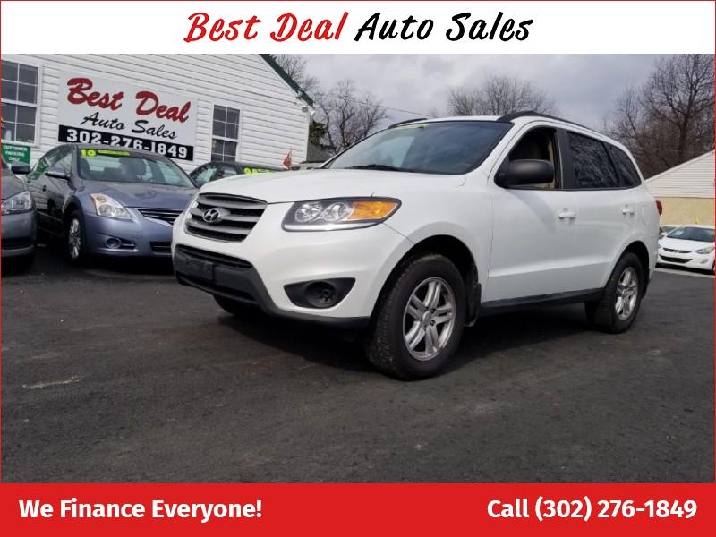 Hyundai Santa Fe 2012 price $10,900 Cash