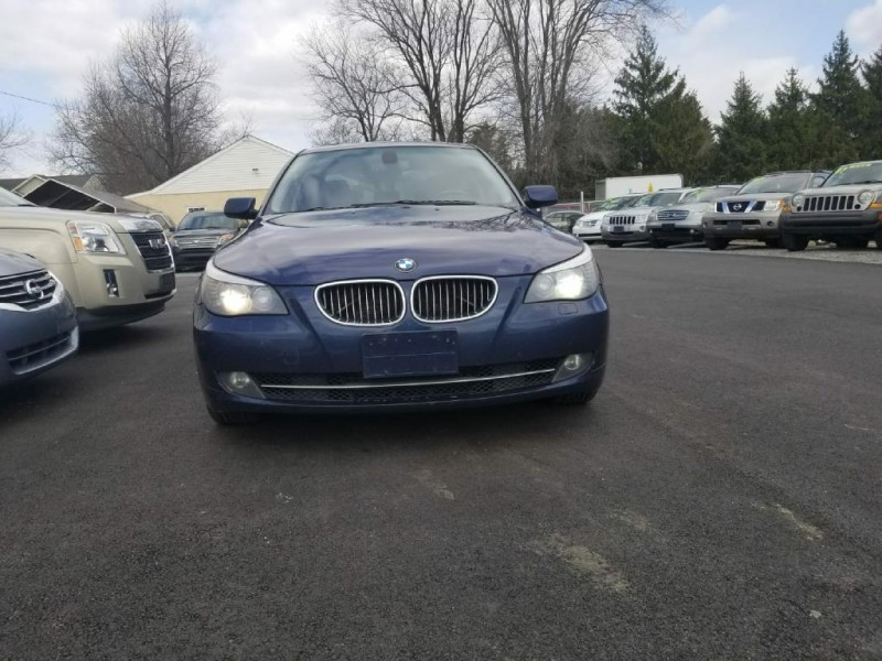 BMW 5 Series 2008 price Call For Price
