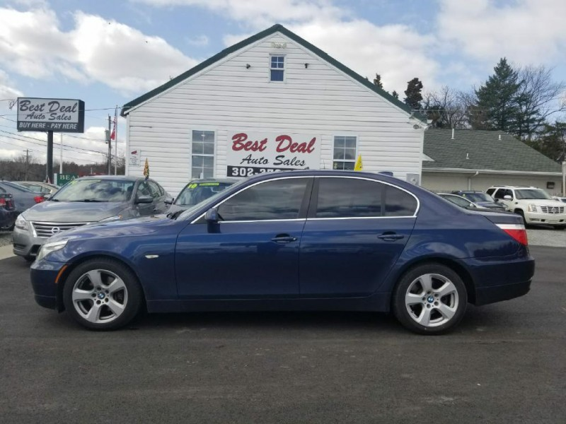 BMW 5-Series 2008 price $3,000 Down
