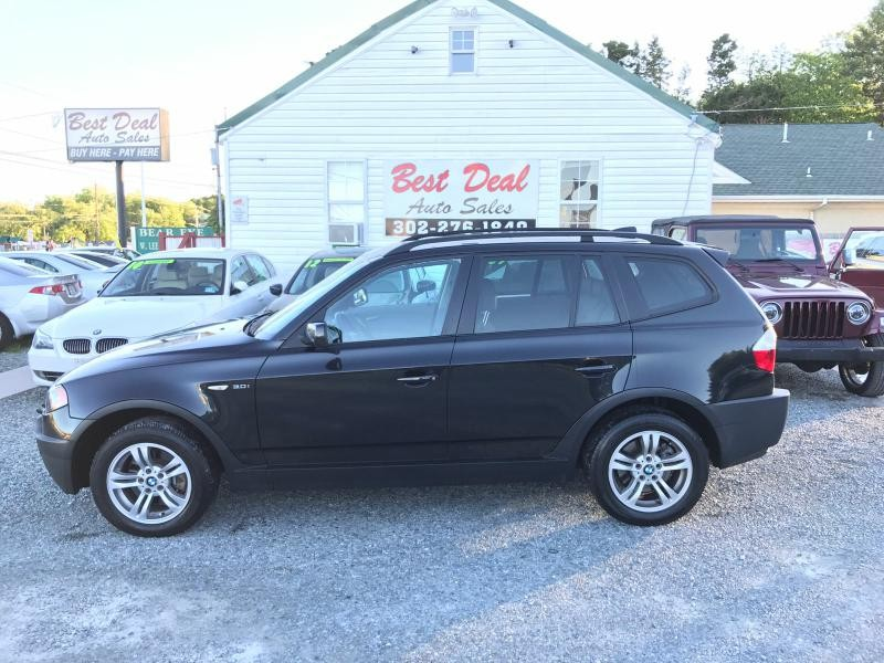 BMW X3 2005 price $2,000 Down