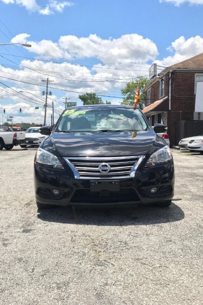Nissan Sentra 2015 price $13,600 Cash