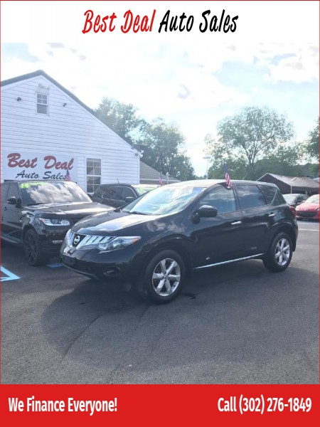 Nissan Murano 2010 price $11,800 Cash