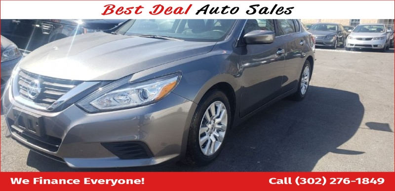 Nissan Altima 2016 price $14,900 Cash