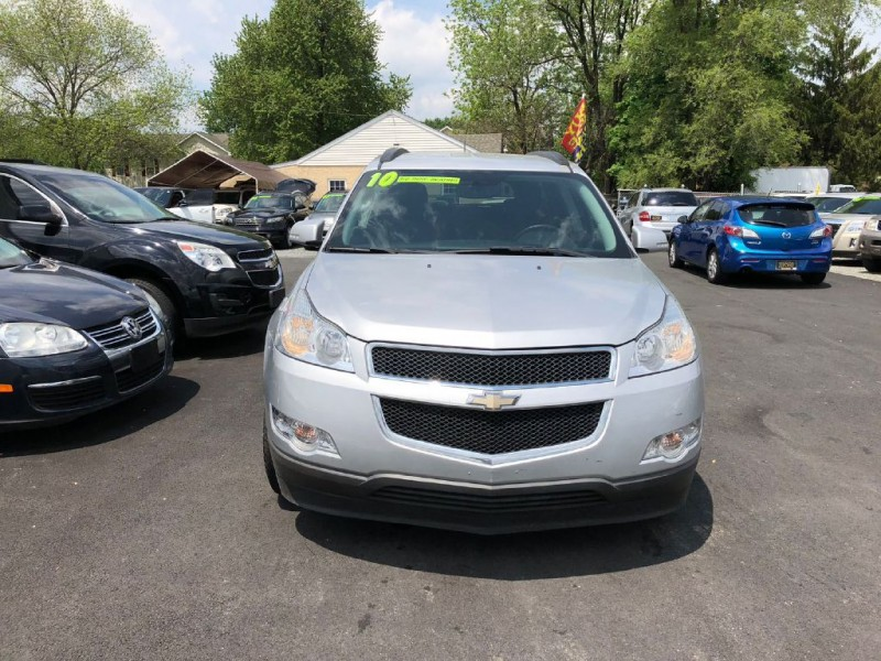 Chevrolet Traverse 2010 price Call For Price