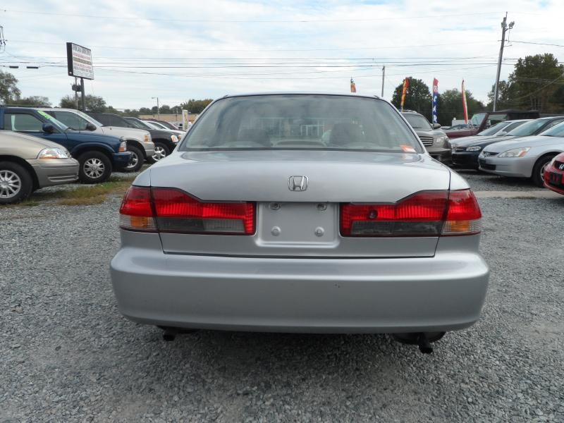 Honda Accord Sdn 2001 price Call For Price