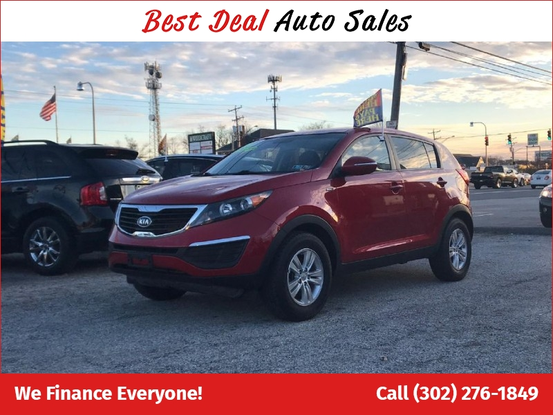 Kia Sportage 2011 price $10,900 Cash